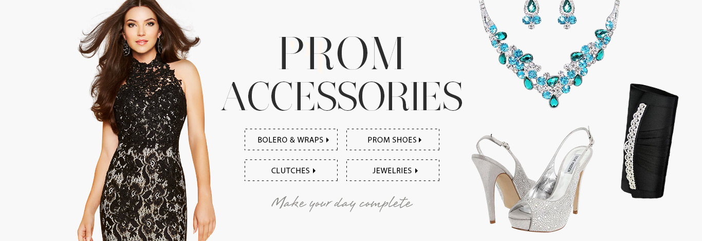 Make Your Day Complete With Prom Accessories
